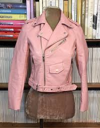 zara pastel pink faux leather cropped moto biker jacket xs uk 8 us 4