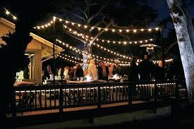 led outdoor string lights target threshold solar
