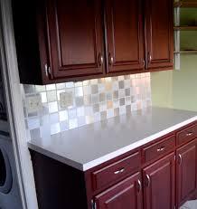 Kitchen Contact Paper Designs Contact Paper Backsplash Kitchen Home Design Ideas