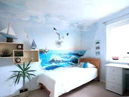 Good Murals To Paint On Bedroom Walls How To Paint A Mural On A Bedroom Wall  Beach .