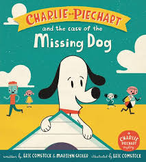 Charlie Piechart And The Case Of The Missing Dog Marilyn