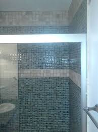 bathroom accent tile height tile accent wall in bathroom bathroom tile accent height glass accent tile