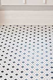 black and white hexagon tile floor. Simple White Tiles Ceramic Hexagon Floor Tile Home Depot Black And White  Bathroom Ideas  L