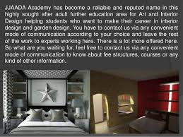 Interior Designing Courses Unique Join JJAADA Academy For Part Time Interior Design Diploma Courses