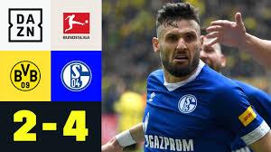 Daniel Caligiuri avanciert zum Derby-Held: Borussia Dortmund - FC Schalke  04 2:4 | Bundesliga
