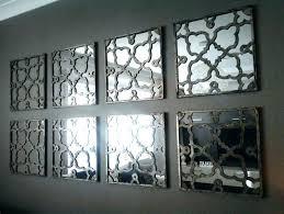 wall art mirrored mosaic mirror wall art decor designs big best on mirrors mosaic mirror wall
