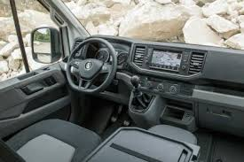 2018 volkswagen crafter. fine 2018 vw crafter 4motion  interior with 2018 volkswagen crafter
