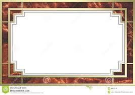 fancy frame border. Fancy Gold And Red Picture Frame Border I