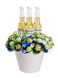 corona chocolate bouquet large