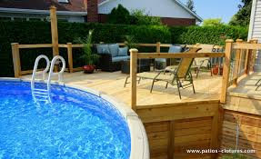 Patio Niv En Bois Pin Dedsign Et Modele Patio Terrasse Pinterest Decking Patios And Backyard