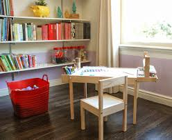 DIY Kids Craft Table