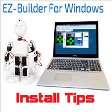 EZ-Builder Installation tips - Tutorials - Community - Synthiam