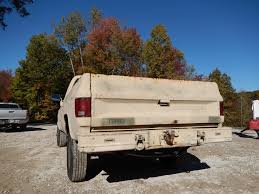 one ton truck actusre us 1986 m1008 cucv chevy 1 ton truck diesel 62