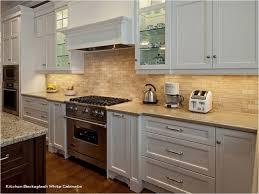 Comfortable Kitchen Subway Cream Backsplash Ideas White Cabinets Pertaining  To Small Kitchen