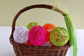How To Make String Ball Decorations Amazing Classic DIY Glue Yarn Ball Make And Takes