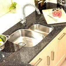 d shaped kitchen sink sinks