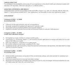 accounts receivables resumes accounts receivable resume account clerk resume accounting clerk