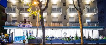 Hotel Caraibi 3 Star Hotel Caraibi Rivazzurra Di Rimini Hotel With