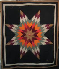 Amish/Mennonite Quilts & View Large Image · AMISH STAR OF BETHLEHEM ANTIQUE QUILT Adamdwight.com