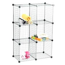 cube grids set mini x black wire grid storage cube organizer panels rh tdsband co storage metal grid panels storage metal grid panels