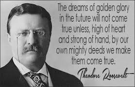 Theodore Roosevelt Quotes II via Relatably.com