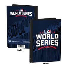 Photo Album Display Stand 100 World Series Ticket Display Stand Cubs Vs Indians 44