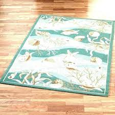 beach style rugs cottage nautical area medium size of house beach style rugs
