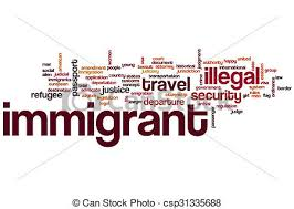 Image result for immigrants word