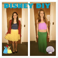 disney princess costumes diy