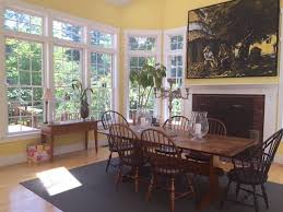 Sunroom Dining Room Custom Is It True That Dining Rooms Are Out Laurel Home