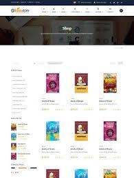 Free Bookstore Website Template Bookstore Website Template Preinsta Co