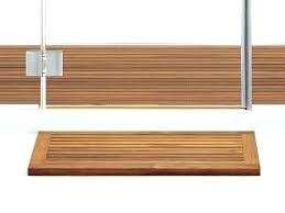 excellent teak shower floor collection view more information about the bath mat custom brilliant remova w29