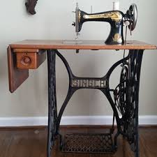 Images Of Singer Treadle Sewing Machines
