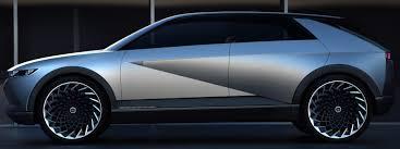 Who Designs Hyundai Cars Hyundai Motor Unveils 45 Ev Concept At Iaa 2019 Hyundai