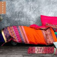 indian inspired bedding decor style sets