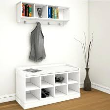 Coat Rack And Shoe Storage Interesting Shoe Rack Storage Bench Coat Racks Coat Rack And Bench Coat And Shoe