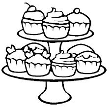 Small Picture A Wide Range Of Cupcake Coloring Pages Cookie Coloring Pages