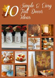 Image Kitchen Decor Fall Decor Ideas New House New Home 10 Simple Easy Fall Decor Ideas Youll Love New House New Home