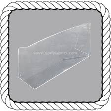 hydrasport boat windshields upd plastics price n a thickness 3 16 color clear