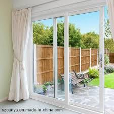 office sliding glass window aluminium double glazed windows and doors