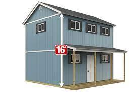 home depot tuff sheds make affordable