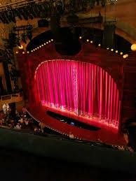 Shubert Theatre Section Balcony R Row B Seat 18 Hello