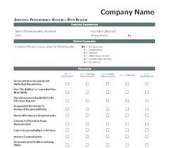 Performance Appraisal Template Appraisal Template Appraisal Template