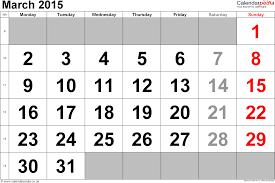 Best Collection Of March 2015 Calendar Usa Cute March 2015 Calendar