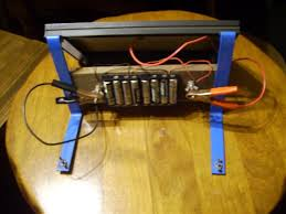 by using a couple of 4 cell battery holders aa in this case that can be obtained at most electronic s for a couple of bucks you can add versatility