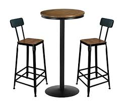Tall bar table Square Manly Homestead Best Tall Bar Table And Chairs Sets Manly Homestead