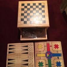 Wooden Multi Game Board Stunning Find More Wooden Multigame Set For Sale At Up To 32% Off