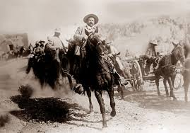 uncovering the truth behind the myth of pancho villa movie star  pancho villa seen here in a still taken from mutual s exclusive 1914 film footage but did the mexican rebel really sign a contract agreeing to fight his