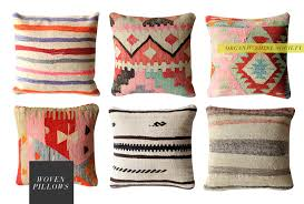Organic Decorative Pillows