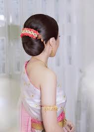 รวม 30 ไอเดยทรงผมชดไทย สวย หวาน งามอยางไทย Wongnai